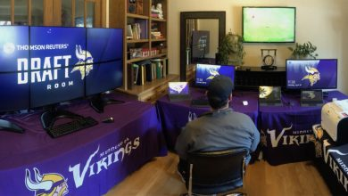 Photo of How the Vikings' record-setting draft came together