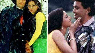 Photo of In pictures: Bollywood star Rishi Kapoor an eternal favourite with his leading ladies