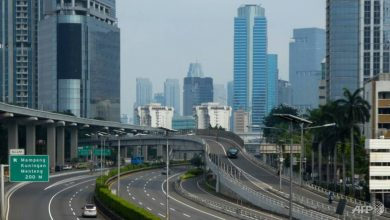 Photo of Jakarta imposes partial lockdown as COVID-19 cases surge
