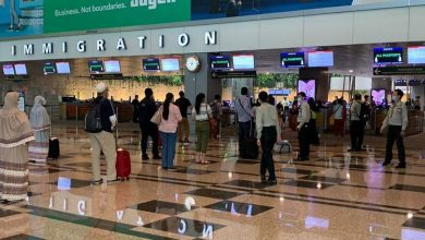 Photo of Nearly 700 Singapore citizens, residents evacuated from India