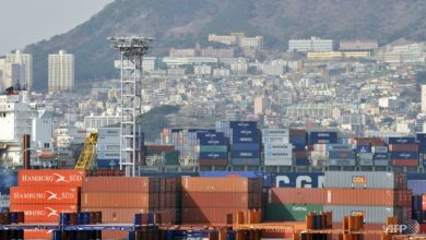 Photo of South Korea's exports plunge in first 20 days of April amid COVID-19 pandemic