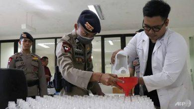 Photo of Bali's miracle: Turning wine into hand sanitiser