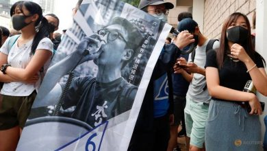Photo of Hong Kong court rejects appeal by protest leader Edward Leung