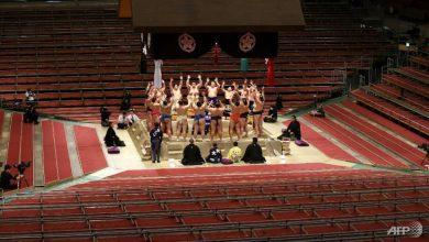 Photo of Sumo tournaments postponed as Japan coronavirus cases spread