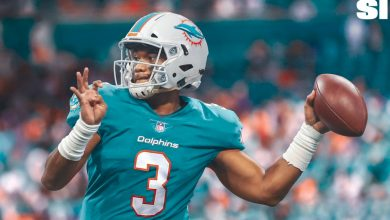 Photo of Will Tua Tagovailoa start for Miami Dolphins Week 1?