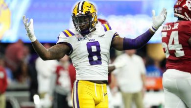 Photo of NFL Draft 2020 Betting: When will Patrick Queen be drafted?
