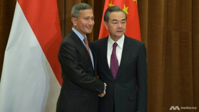 Photo of COVID-19: Singapore will look after Chinese migrant workers, FM Balakrishnan tells Wang Yi