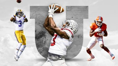 Photo of Which college program is now Wide Receiver U.? What the analytics say…