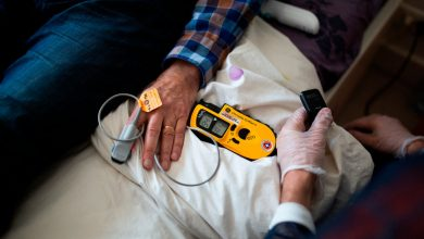 Photo of Takuo Aoyagi, an Inventor of the Pulse Oximeter, Dies at 84