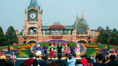 Photo of Shanghai Disneyland Reopens With Coronavirus Precautions