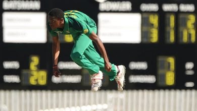 Photo of South African allrounder Solo Nqweni announces news of positive coronavirus test