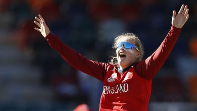Photo of Sophie Ecclestone: 'I want to be one of the best that's ever played women's cricket'