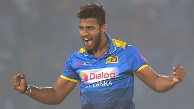 Photo of Sri Lanka's Shehan Madushanka suspended for alleged possession of heroin