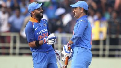 Photo of Virat Kohli: MS Dhoni played a big role in my becoming captain