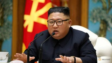 Photo of Kim Jong Un keeping low public profile in May: Analysts