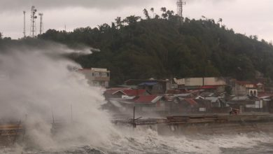 Photo of Typhoon Vongfong Takes Aim at Philippine Heartland