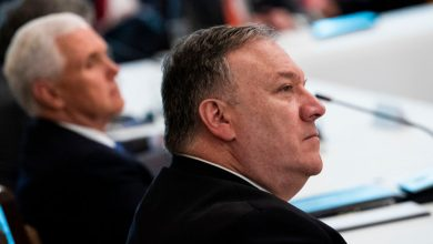 Photo of Pompeo Declined Interview Request From Inspector General About Saudi Arms Sales