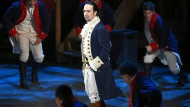 Photo of The 'Hamilton' movie is getting released a year early on Disney+