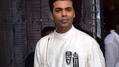 Photo of Bollywood producer Karan Johar's talks crew pay cuts