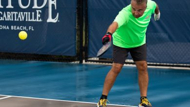 Photo of Is Pickleball the Perfect Pandemic Pastime?