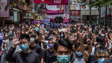 Photo of Hong Kong Protests China's Tightening Grip: An Explainer