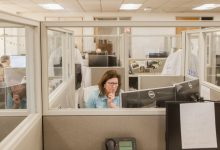 Photo of C.D.C. Suggests Big Changes to Offices: Temperature Checks and Desk Shields