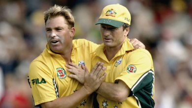 Photo of Shane Warne v Steve Waugh – how a stats piece reignited 21-year-old grudge | Cricket