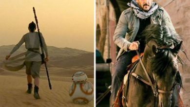 Photo of Bollywood and Hollywood films shot in Middle East