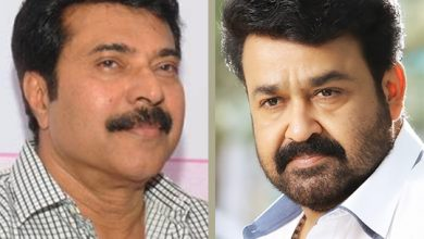 Photo of Picture this: Mohanlal wishes Mammootty on his anniversary with a drawing