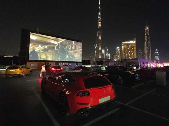 Reel Cinemas Dubai mall