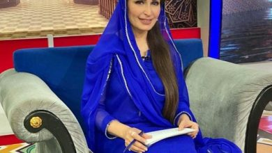 Photo of Pakistan showbiz: Actress Reema Khan turns evangelist