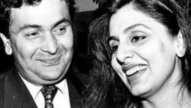 Photo of Riddhima posts 'classic' picture of Rishi and Neetu Kapoor