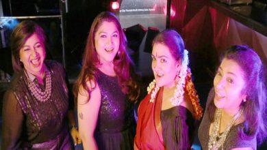 Photo of Tamil stars Radhika, Khusboo come together for 'O Andha Naatkal'