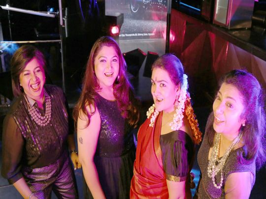 Stars in  'O Andha Naatkal'