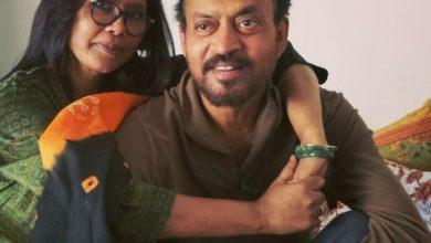 Photo of Irrfan Khan's wife Sutapa makes statement on death