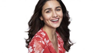 Photo of Alia Bhatt can't wait to start work in her new office