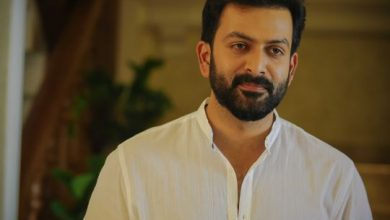 Photo of Stranded south Indian actor Prithviraj and team return from Jordan after 50 days