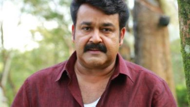 Photo of Mohanlal prepping for 'Drishyam 2'