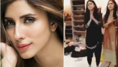 Photo of Pakistan: Business tycoon's daughters attack actress Uzma Khan over alleged affair, videos go viral
