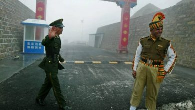 Photo of India, China in high-altitude fistfight at disputed border