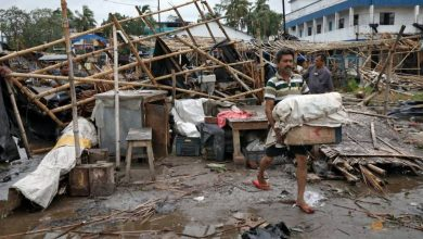 Photo of Cyclone Amphan kills at least 84 in India, Bangladesh, causes widespread flooding