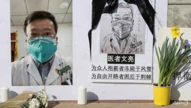 Photo of US lawmakers push to name Chinese embassy street after COVID-19 doctor