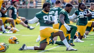 Photo of Montravius Adams: Packers DL charged with three misdemeanors