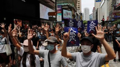 Photo of Taiwan promises 'necessary assistance' to Hong Kong's people