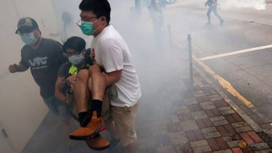 Photo of Hong Kong: Nearly a year of unrest
