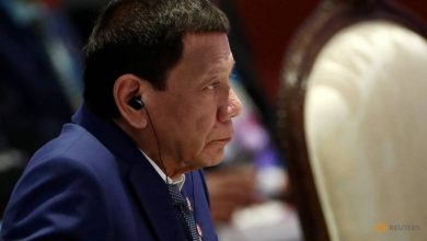 Photo of Philippine leader answers call of workers begging to go home