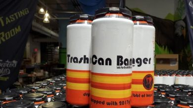 Photo of New Jersey brewery mocks Astros with 'Trash Can Banger' beer