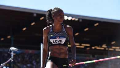 Photo of Chaunte Lowe: Breast cancer battle, US Olympic team traini