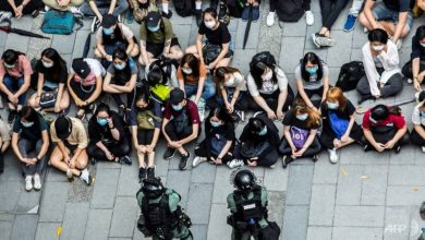Photo of China faces mounting pressure over Hong Kong security law
