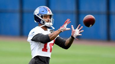 Photo of Cody Latimer: WR facing multiple charges after poker game incident